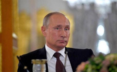 Владимир Путин:  США сознате…