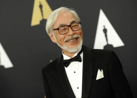 Хаяо Миядзаки получил почетный Оскар
