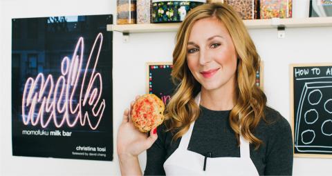 Estee Lauder выпустила печенье с ароматом духов