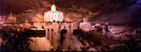 Про опровергателей татаро-монгольского ига, а также о пользе посещения музеев.