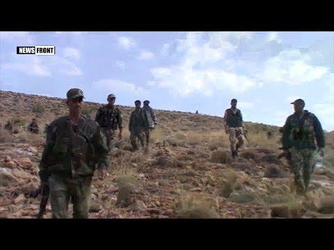 Сирийские и ливанские военные продолжают зачищать границу от джихадистов