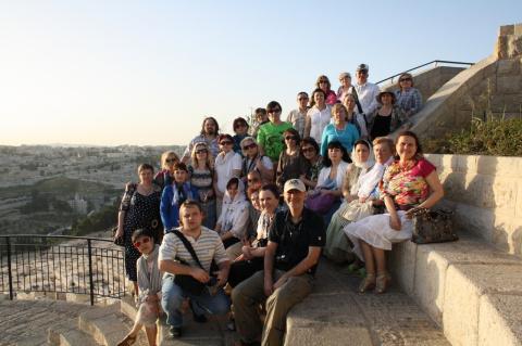 Партнеры компании Валери Элит в Иерусалиме