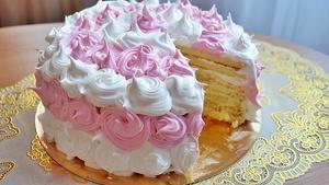 Торт «Молочная девочка» («Mi…