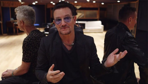 Bono apologizes for forcing U2's new album on iTunes users