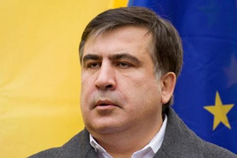 Саакашвили начал сдуваться?