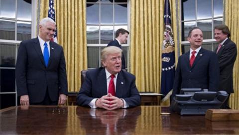 Трамп подписал указ о выходе…