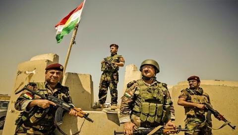 Иракская армия освободила на…