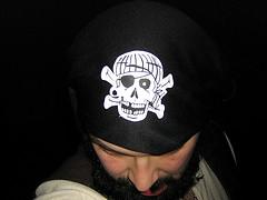 Как бороться с пиратами в России