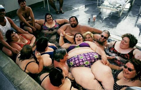 Россияне стремительно толсте…