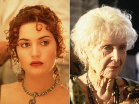 Вы помните пожилую Розу из «Титаника»? Вот какой она была в молодости