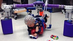 Роботизированный экзоскелет …