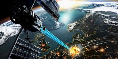 Российские «спутники-убийцы»…