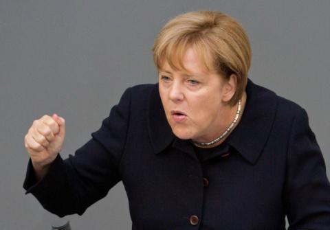 Германия дует щеки...