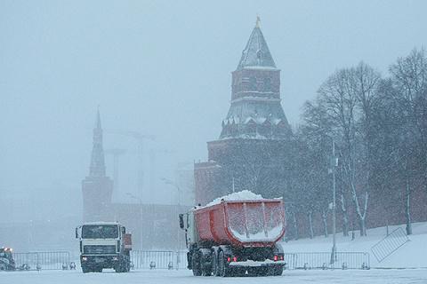 В Москве снова ожидается рез…