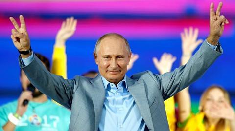 США начали осознавать превосходство Путина в новой холодной войне
