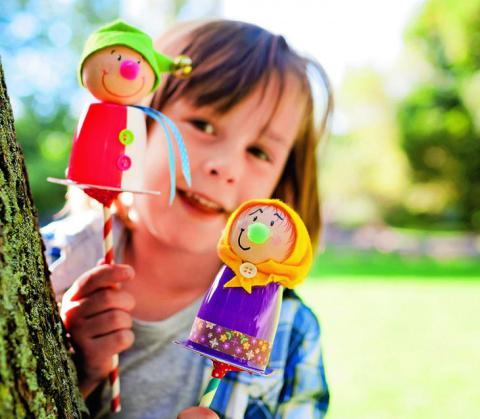 Куклы для кукольного театра …