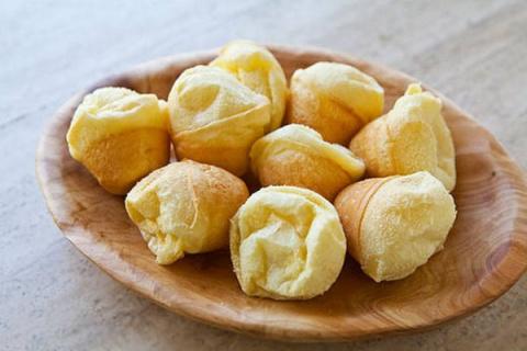 Бразильские сырные закуски...