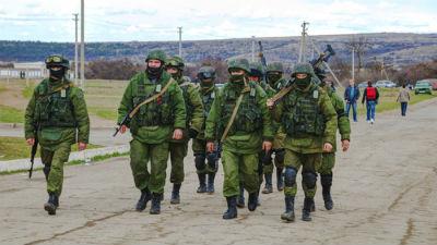 Российские войска отведены о…