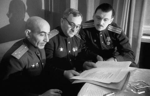 Как создавался советский гим…