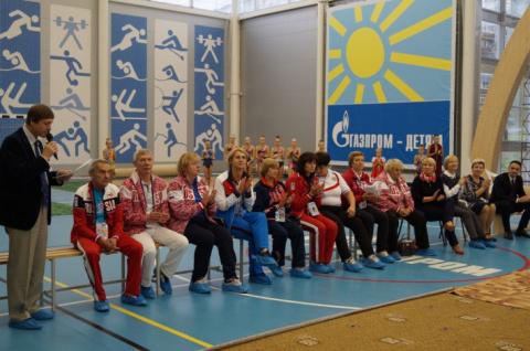 Олимпийские чемпионы пообщались с карельскими школьниками и спортсменами