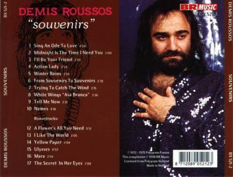 Souvenirs - Demis Roussos