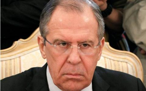 Lavrov myönsi, että kuukaudessa ei erosimme lainaamalla Poroshenko