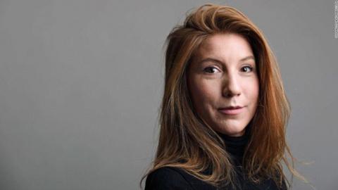 Скандал в Европе: шведскую журналистку нашли разрубленной на части после путешествия на Наутилусе
