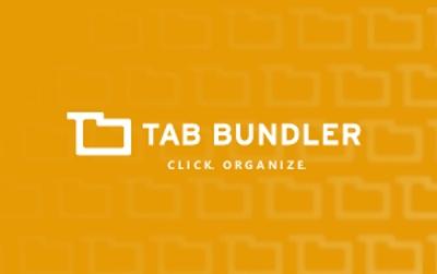 Сохранение вкладок. Расширение Tab Bundler для Chrome и Opera