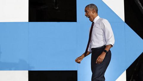 Обама выступил в поддержку п…