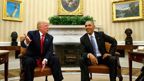 Трамп возобновил работу замо…