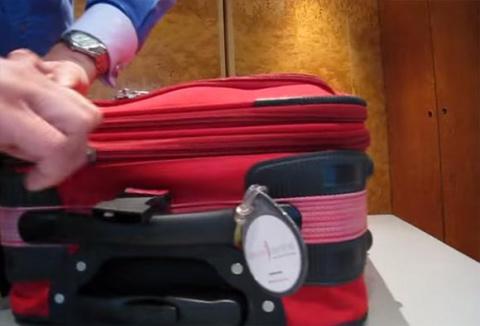 Как крадут ценности из чемоданов, не ломая замков