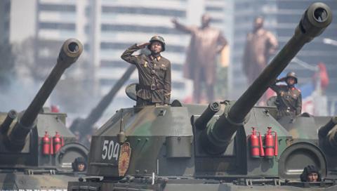 СМИ: КНДР провела крупнейшие…