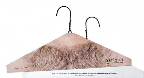 Волосатая вешалка