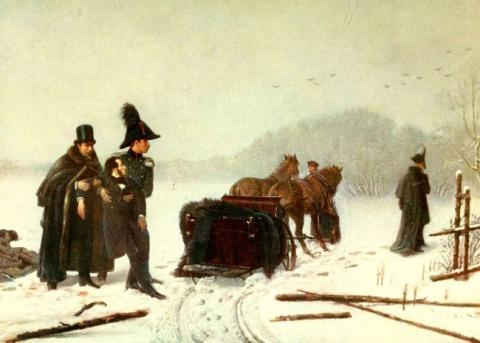 Загадка Александра Пушкина