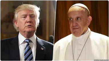 Трамп и Папа Римский обсудили ситуацию в Сирии и проблемы терроризма