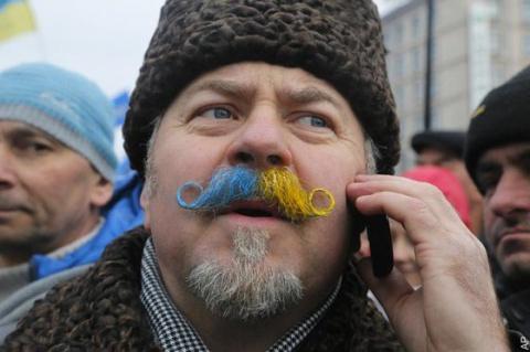 Как украинец в Москву приехал.