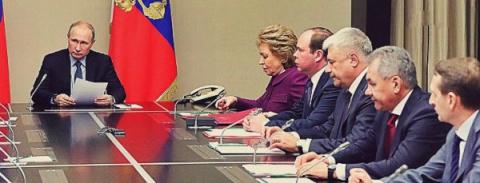 Экстренное совещание по Донб…