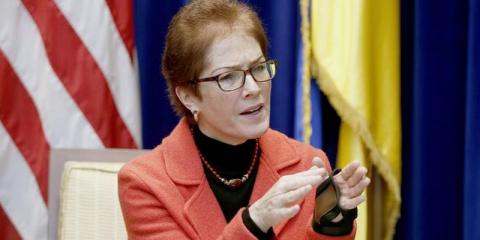 Посольство США бьет тревогу …