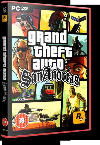 GTA / Grand Theft Auto San A…