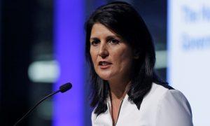 Никки Хейли призвала к сотрудничеству с Россией по Сирии