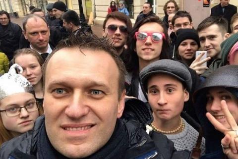 «Политик» Алексей Навальный,…