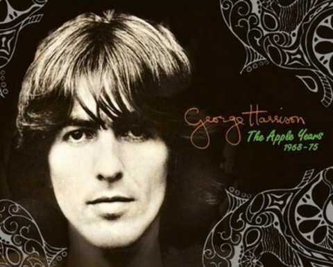 George Harrison's first six solo albums to be reissued with unreleased songs and videos