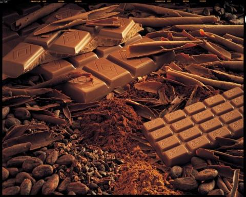Шоколад по знаку зодиака