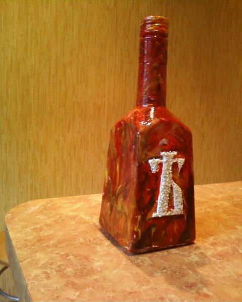 И снова бутылочно-баночная тема (только фото)