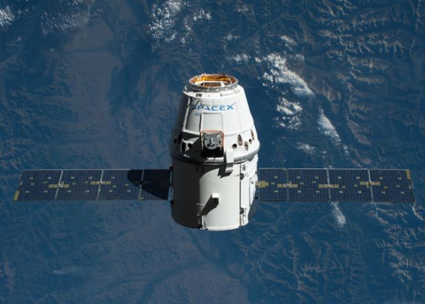 SpaceX успешно вернула на Землю дважды летавший к МКС корабль Dragon