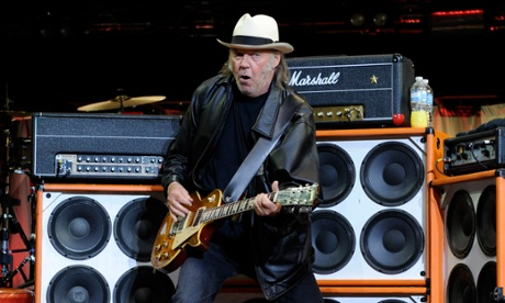 Neil Young releases three versions of environmental protest song