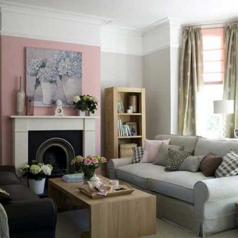Практические идеи по дизайну гостиной!