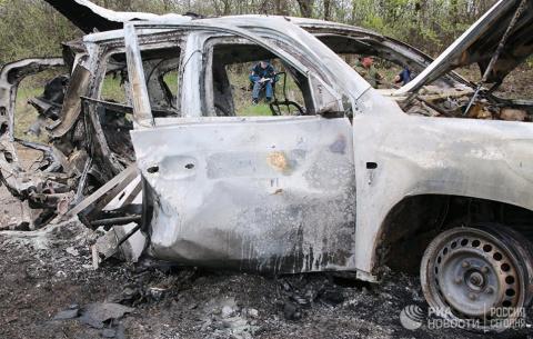 ОБСЕ в Донбассе: когда вовре…