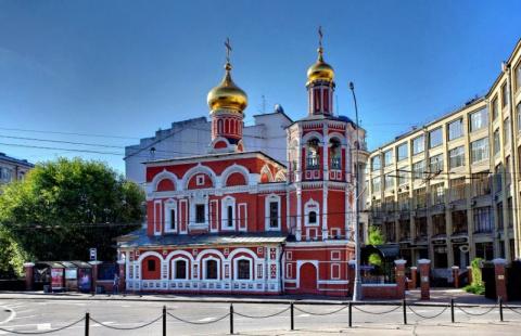 У чёрта на куличках: мифы Москвы