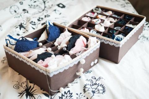 Как сэкономить место в шкафу без лишних проблем